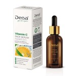 Face serum with Vitamin C